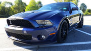 2010 Ford MustangShelby GT500 Coupe 2-Door