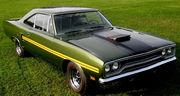 1970 Plymouth GTX Hardtop